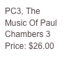 Arcology, The Music Of Paul Chambers 2