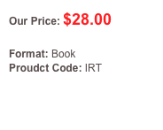 Our Price: $28.00
