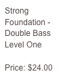 Build It Solid - Double Bass Level Two  Price: $26.00